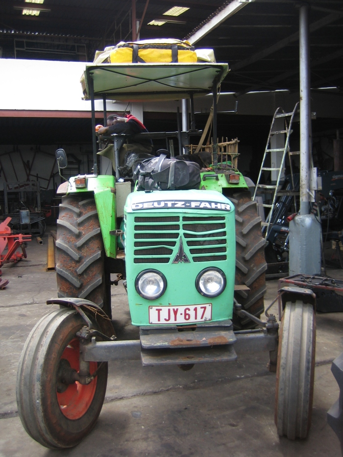 The Trusty Tractor