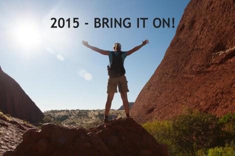 2015 - Bring it on!