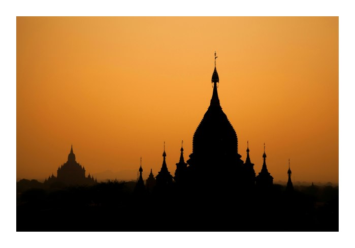 FIRE: Bagan, Myanmar