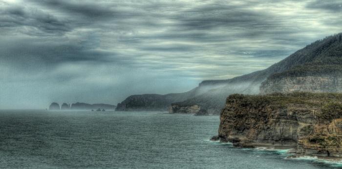 WATER: Tasmanian Coastline
