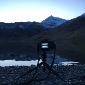 A sorry attempt to shoot a time-lapse in -4c